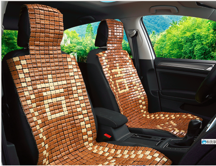 Peachy Bamboo Full Car Seat Cover Single Squirreltailoven Fun Painted Chair Ideas Images Squirreltailovenorg